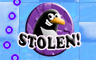 Stolen by the Penguin Badge